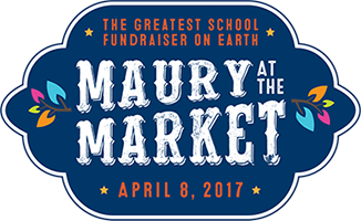 Maury @ the Market Logo